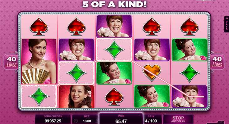 bridesmaids slot review bonus