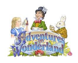 Adventures in Wonderland Pokie bonus free spins