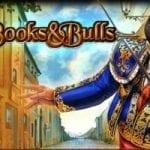 Books & Bulls Slots Pokies Review Bally Logo
