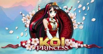 Koi Princess Pokie bonus free spins