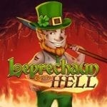 Leprechaun Goes to Hell Pokie Play'n GO Review Logo
