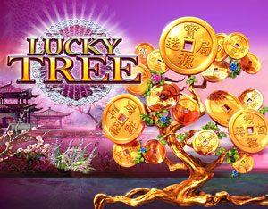 Lucky Tree Pokie Slot Review Bally Logo