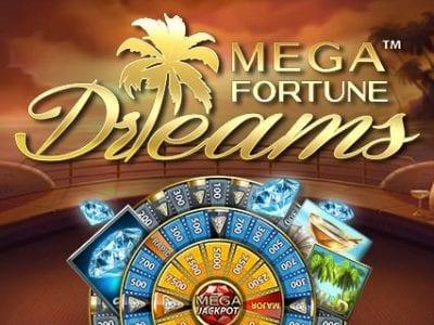 Mega Fortune Dreams pokie bonus free spins review