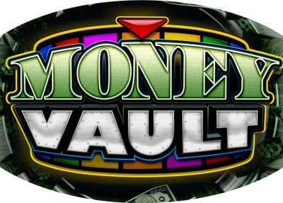 Money Vault Pokie Review Bally Logo