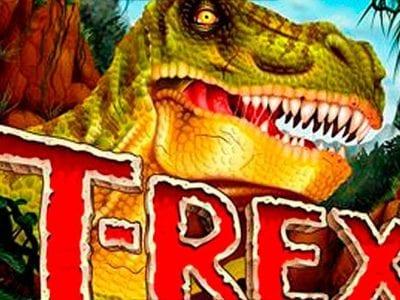T-Rex pokie bonus free spins