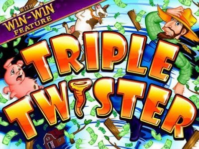 Triple Twister pokie bonus free spins