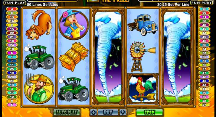 Triple Twister - Play Triple Twister at Slots of Vegas Casino