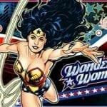 Wonder Woman Pokie logo