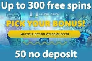 Casinoroom 50 free spins