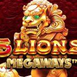5 Lions Dance Megaways