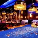 luxurious casino room