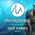 Microgaming Slot Portfolio