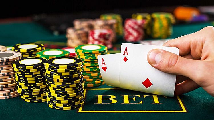 Texas Holdem Card Game