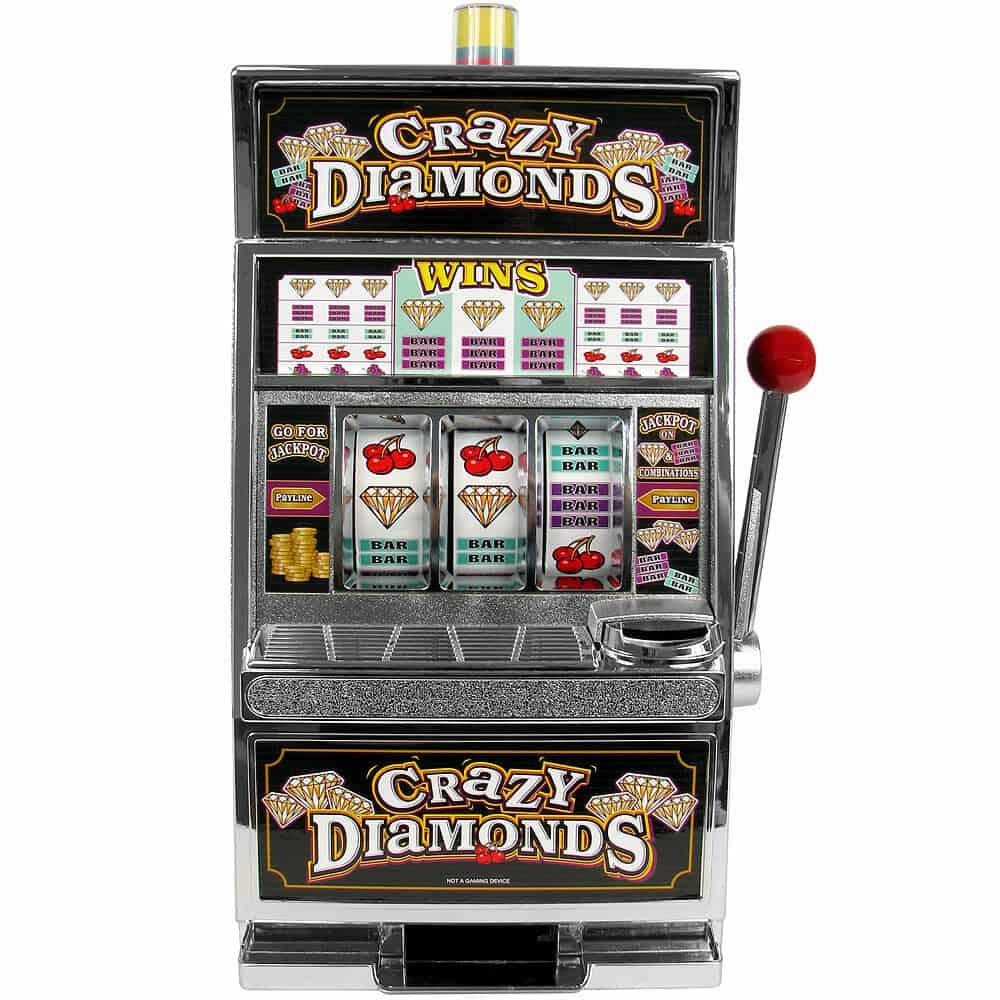 three reeled slot machine